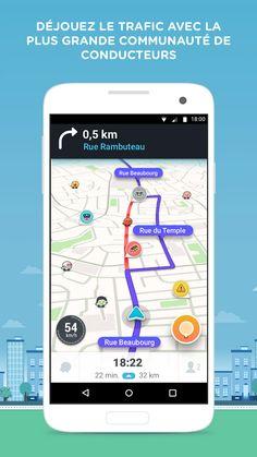 Retrouver Waze dans sa version débridée pour afficher des radars et autres alertes, comme les tronçons et la communauté pour une base fiable et à jour...