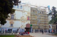 La Universidad de Alcalá ha recibido un premio especial de la Fundación de Casas Históricas y Singulares por la restauración de la fachada del Colegio de San Ildefonso, que culminó en el mes de marzo.