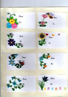 tarjetas navideñas en filigrana de papel - Buscar con Google