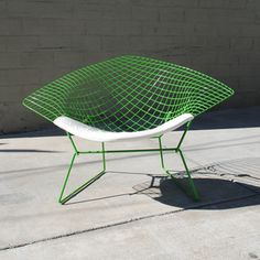 Bertoia Diamond Chair Large now featured on Fab.