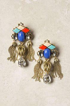 Anthropologie - Viracocha Earrings