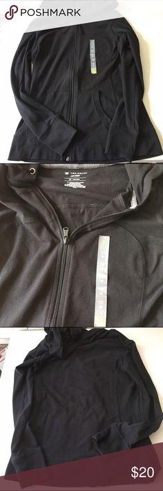 Tek Gear zip up hoodie NWT XS Tek Gear zip up hoodie NWT XS tek gear Tops Sweatshirts & Hoodies