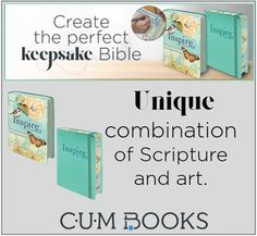 The perfect keepsake Bible to pass down to children and grandchildren.