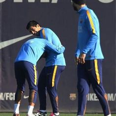 Luisitto and Ney  ❤❤ ... . . . #forcabarca  #fcbarça #football #fcbarcelona #FCBWorld #forçaneymar #fcb #barca  #barcelona #neymarzetes #neverendinglove #njr #neymarzete #njr11 #ney #neymar  #MSN #soccer #sócculer #viscaelbarça #neymarjr  #santos #fcsantos #brazil #brasil  #neyney #neymarzetes  #neymar11 #brazukas