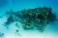 Shipwreck - The Mary Celestia, an American Civil War blockade runner. ;)