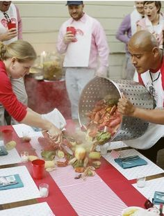 ... Boil Party on Pinterest | Seafood Boil, <b>Crab</b> Boil and <b>Crab</b> Boil Party