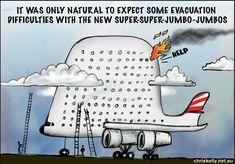 Bigger Jets have bigger safety problems.