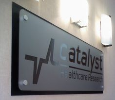amazing logos on glass in corporate offices - Google Search