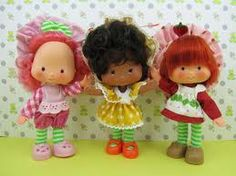 I had a Strawberry Shortcake obsession when I was six...over 30 some odd years ago!