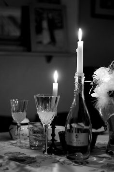 My photography, vintage table setting