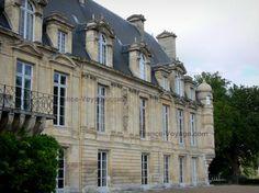Château d'Anet : Façade du château (aile gauche)