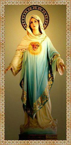 The Sacred Heart of Mary