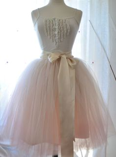 Tulle Skirt Go To DIY Tutorial Find Instruction Video