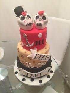 Dundee united football cake birthday cakes pinterest dundee halloween wedding cake publicscrutiny Images
