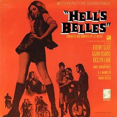 """Hell's Belles"" (1969, Sidewalk).  Music from the movie soundtrack."