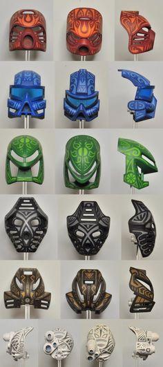 Tribal Collage 2 by MrCod.deviantart.com on @DeviantArt