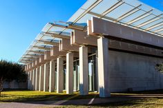 Kimbell Art Museum in Fort Worth