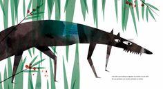 Illustrations by Marta Madureira, in Mocho Comi, Tcharan. In stock £10