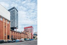 Gigon & Guyer_Lowenbrau-Areal Residential Tower