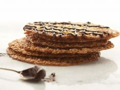 Florentines (Italy) recipe from Food Network Kitchen via Food Network - letter L (lacy floretines)