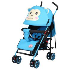 149.60$  Watch now - http://ali4pu.worldwells.pw/go.php?t=32693761849 - Fashion Lovely Baby Stroller Portable Folding Strollers Light Baby Car Shockproof Safety Prams and Pushchairs for Newborns C01 149.60$