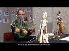 HTTTV: Giảng viên gốc Việt dạy cắm hoa nổi tiếng trên đất Pháp