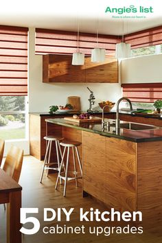 Who wouldn't want budget-friendly kitchen upgrade ideas that were easy to DIY? Discover how to take your kitchen from blah to bam! Visit AngiesList.com.