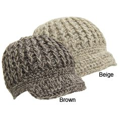 CROCHET HAT WITH BRIM PATTERN « CROCHET FREE PATTERNS ༺✿ƬⱤღ✿༻