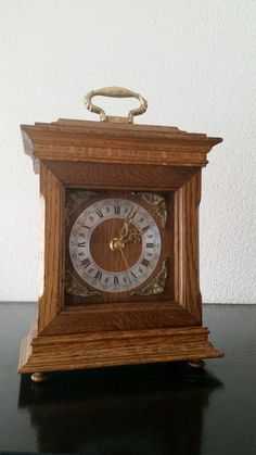Retro Electrical Table clock