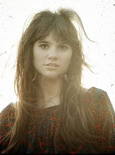 Linda Ronstadt, 1968. Photo by Michael Ochs.
