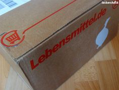 Online Grocery lebensmittel.de
