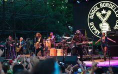 Gogol Bordello - Houston, TX Free Press Summer Fest 2013 / taken by GerhardEric