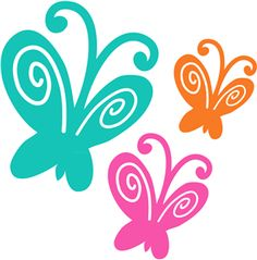 Silhouette Design Store - View Design butterflies 4 bev or gift accent Silhouette Cameo Projects, Silhouette Design, Butterfly Stencil, Henna Butterfly, Stencils, Silhouette Online Store, Silhouette Portrait, Vinyl Designs, Machine Quilting