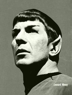 Nimoy spock leonard as