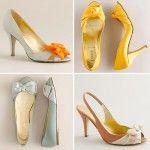 DIY: Neon Toe Shoes | Green Wedding Shoes Wedding Blog | Wedding Trends for Stylish + Creative Brides