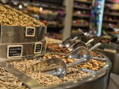 The Nuttery by ImageCoDesign, New York City » Retail Design Blog