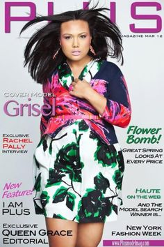 Queen Grace Exclusive Plus Size Fashion Editorial - PLUS Model Magazine 1a65fce6d69
