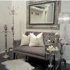 Beautiful Entryway or Dining Area accent decor.