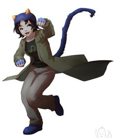 About nepeta on pinterest homestuck larger and homestuck fashion