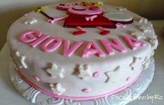 Peppa Pig Doce Bolinho by Ro