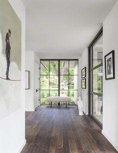 Shadywood residence by SMH architects.