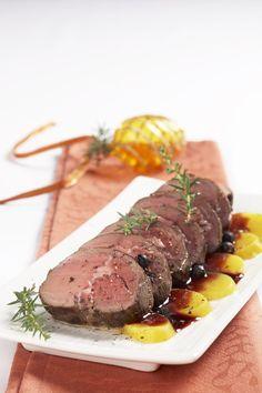 Srnčia sezóna je v plnom prúde, tak si s nami pripravte chutný srnčí chrbát. Steak, Food And Drink, Menu, Cooking, Ethnic Recipes, Foods, Google, Menu Board Design, Kitchen