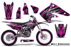Kawasaki KX250F 2004-2005 Graphics Kit Deadpool, Motorcycle, Graphics, Kit, Vehicles, Stickers, Motorbikes, Graphic Design, Motorcycles