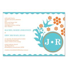 simple and beautiful invite. easy to design and print at printplace.com. buy envelopes from envelopmall.com
