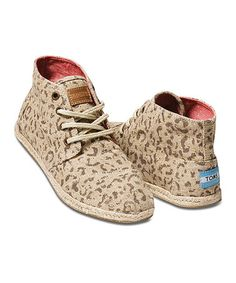 Look what I found on #zulily! Snow Leopard Botas #zulilyfinds