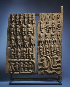 yoruba art   Creativity Resource for Teachers » Blog Archive » Door Panel