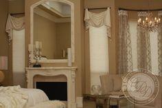 Custom Drapery Designs, LLC. - traditional - bedroom - dallas - Custom Drapery Designs, LLC.