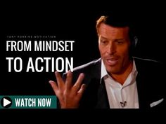 Video: Tony Robbins - From Mindset To Success