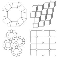 Hexagon Templates for English paper Piecing | Hexagons | Pinterest ... : quilt pattern templates - Adamdwight.com