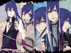 Tags: Anime, Fanart, D.Gray-man, Yuu Kanda, Monokuropengin